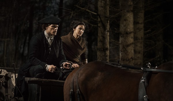 OUTLANDER: Season 4 Teaser Trailer: Caitriona Balfe & Sam Heughan Make a Home in America [Starz]